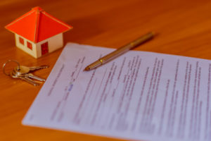 Herndon VA real estate settlement contract