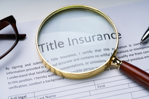 title insurance paperwork