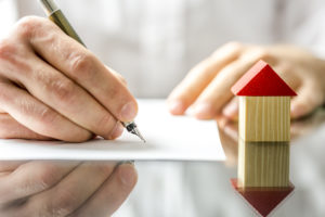 due diligence should be utilized when inquring about a house that was in foreclosure