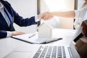 prospective homebuyer can speak with a broker about buying mortgage insurance