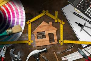 A concept representing home improvement to help you sell your home