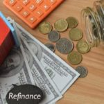 Image depicting refinancing a home
