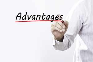 Image representing advantages of a fixed-rate mortgage