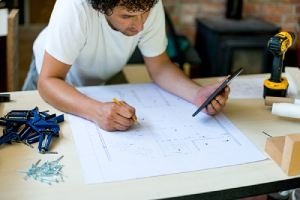 Making design changes to increase home value and helping sell the home