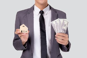 Purchase home and refinance concept