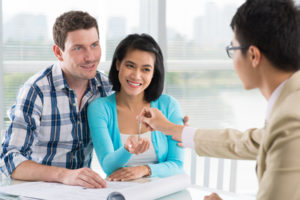 couple are happy knowing How To Get Rid Of PMI