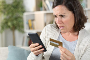 homeowner suspects home title fraud after checking her account