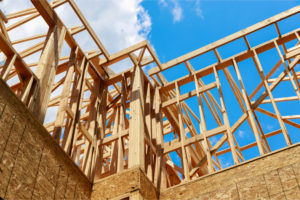 the building under construction has been insured by an owner's title insurance policy