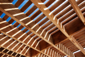 construction of the building stopped because owners have not settle the mechanics lien