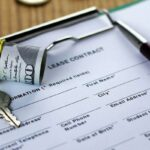 a lease agreement with dollars