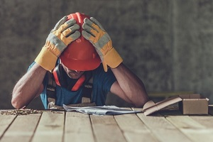 contractor Worker facing legal problems