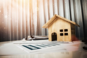 home sale agreement concept with a owner's title insurance