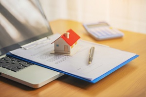contract for the sale of a new home